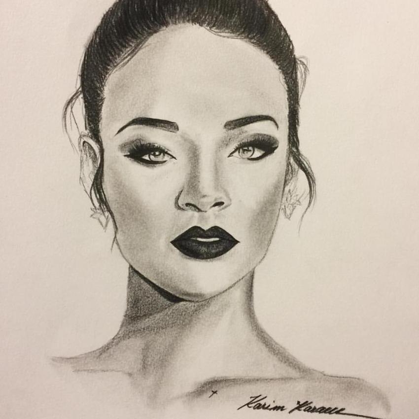 Rihanna by KarimKaram